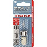 Maglite Replacement Lamp for 4-Cell C & D Flashlight, 1 pk