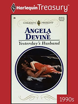 book cover of Yesterday\'s Husband