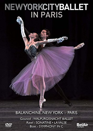 Used, New York City Ballet in Paris for sale  Delivered anywhere in USA