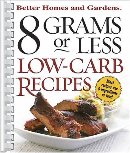 Save 47 8 grams or less low carb recipes better homes Better homes and gardens recipes from last night