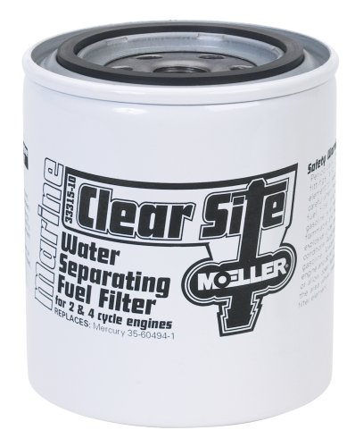 Moeller H2O Fuel Filter Can Only 033315-10