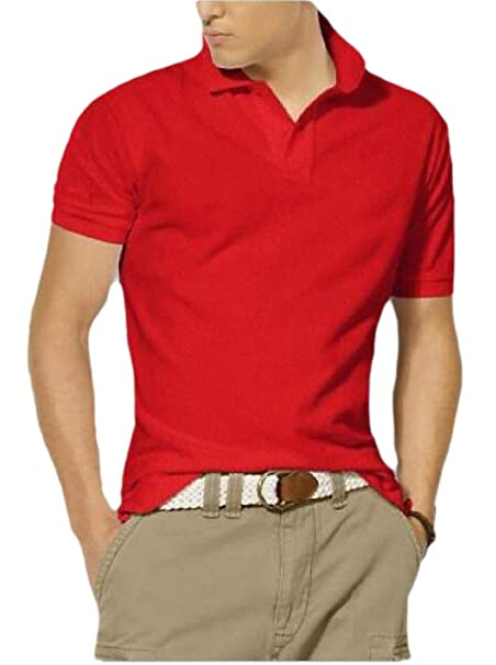 Camiseta Polo de Manga Corta para Hombre de Seguridad, Ajuste ...