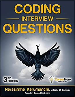 Buy Coding Interview Questions Book Online at Low Prices in India
