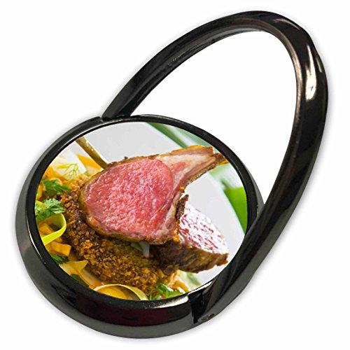 3dRose Danita Delimont - Cuisines - Spiced Lamb Rack cuisine, Antigua, Caribbean-CA03 NTO0104 - Nico Tondini - Phone Ring (phr_71367_1)