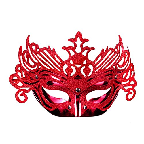 The Craft Nancy Halloween Costume (BessWedding Metal Cosplay Mask Unisex Masquerade Halloween Costume Party Mask)