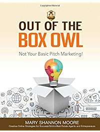 Out of the Box Owl: Not Your Basic Pitch Marketing!