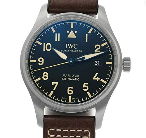 - IWC Pilot Automatic-self-Wind Male Watch IW327006 (Certified Pre-Owned)