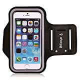 iPhone 6/6S Armband, KiEasye Sports Armband for Apple iPhone 6/6S 4.7 Inch (4.7