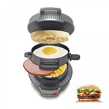 Fuhuangyb Mini Sandwich Toaster Fruhstuck Backen Maschine