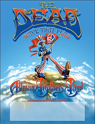 Amazon com: Allman Brothers Rock Band Art Poster Art Wave