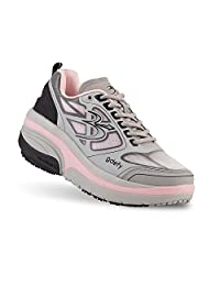 GRAVITY DEFYER Women's G-Defy Ion Blue Gray Athletic Shoes