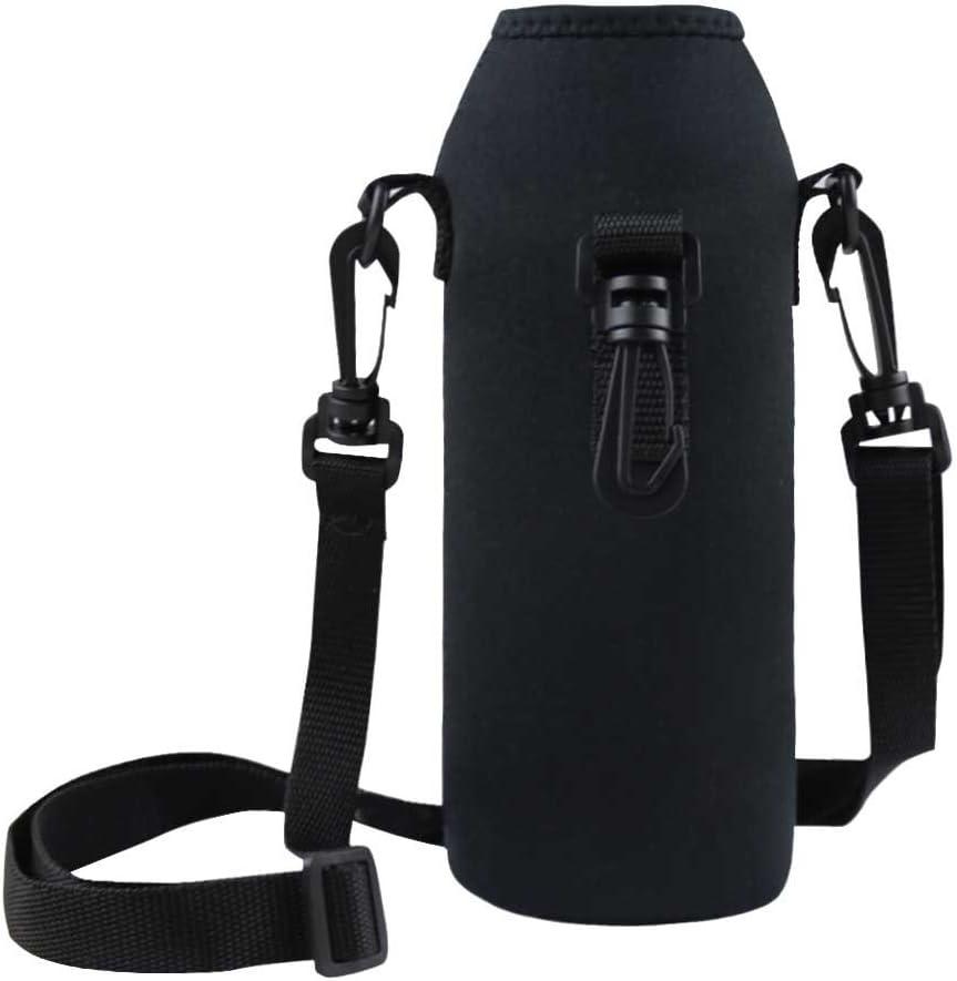 Updated Pouch Holder Shoulder Strap Military Water Bottle Carrier Cover Case Bag