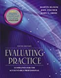 Evaluating Practice, Martin Bloom and Joel Fischer, 0205466982