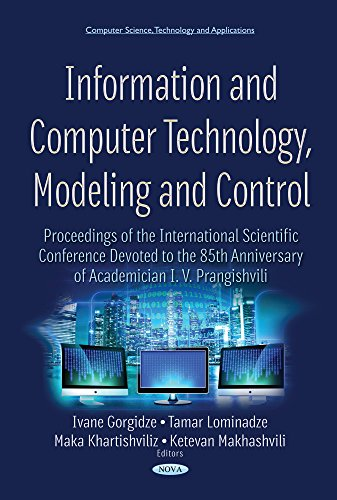Information and Computer Technology, Modeling and Control Front Cover