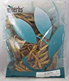 Chinese Skullcap Root Cut Pieces, Organic / You Ji Huang Qin / Scutellaria Baicalensis 1lb Bulk Herb