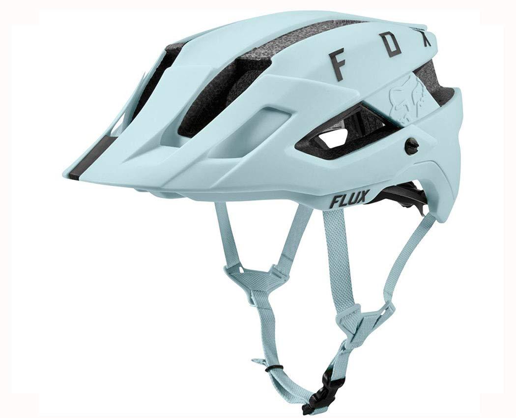 FOX(フォックス) FLUX 2.0(フラックス2.0) ヘルメット [ソリッドアイス] L/XL(59-64cm)  B07R3X5PXT