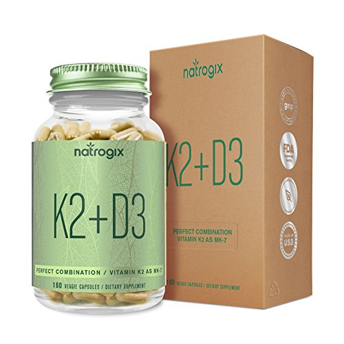 Natrogix Vitamin MK 7 Supplement Vegetable product image