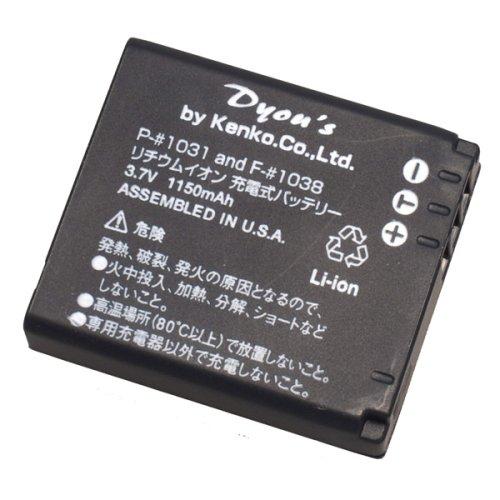 Kenko デジタルカメラ用バッテリー フジフイルム NP-70対応 FinePix F40fd用 F-1038 B000RZ6XQS