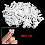 1000 Pcs Closed End Cap 13-16mm Crimp Wire Connector