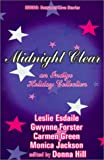img - for Midnight Clear: A Holiday Anthology (Indigo: Sensuous Love Stories) book / textbook / text book