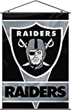 Fremont Die Oakland Raiders 28x40 Satin Polyester Wall Banner