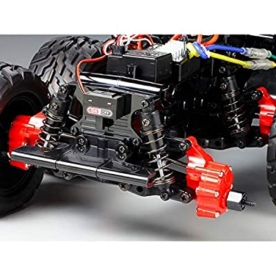 Tamiya America, Inc 1/18 Dynahead 6x6 G6-01TR Semi Tractor Kit, TAM58660: Toys & Games