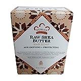 Nubian Bar Soap, Raw Shea and Myrrh, 6 Pack