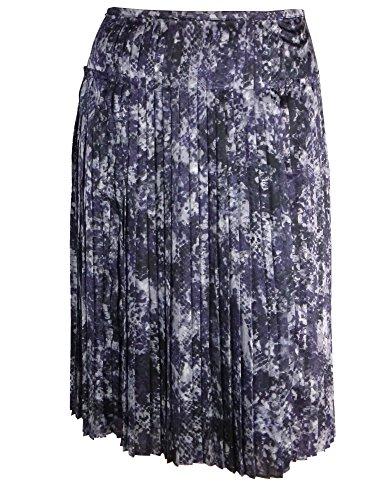 Collection Abstract Print Skirt - 7
