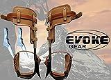 Evoke Gear Tree Climbing Spike Set Pole Climbing
