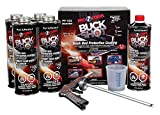 PRO FORM Buck Shot Truck Bed Liner KIT Black w/Spray Gun - 1.25 US GALLONS, 4.7 Liter