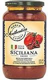 Authentica World Cuisine Siciliana Pasta Sauce, 6 Count