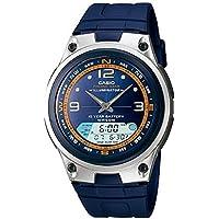 Relógio Masculino Analógico Casio Illuminator AW822AVDF - Azul