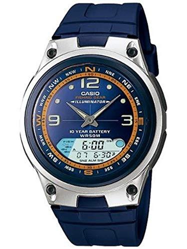 (Casio Men's Illuminator watch #AW-82-2AV)