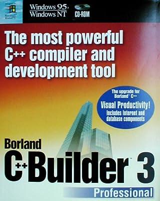 Borland C Builder 3 Professional [CD-ROM] Windows 95