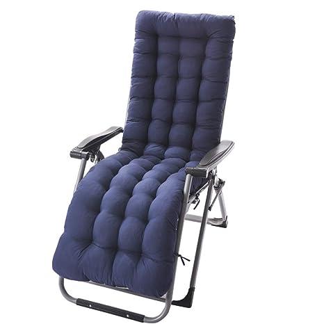 ACZZ Cojín de silla de mimbre, suave y esponjoso sin silla ...
