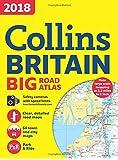 2018 Collins Big Road Atlas Britain (Collins Road Atlas)