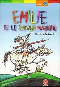 Emilie et le crayon magique par Bichonnier