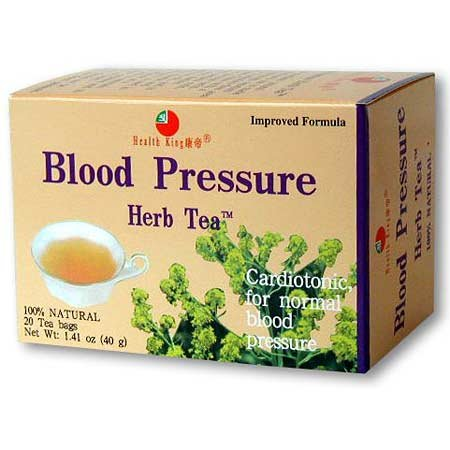 Blood Pressure Herb Tea (Blood Pressure Herb Tea (2g X 20 bags))