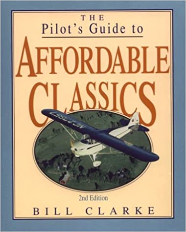 Book The Pilot's Guide to Affordable Classics