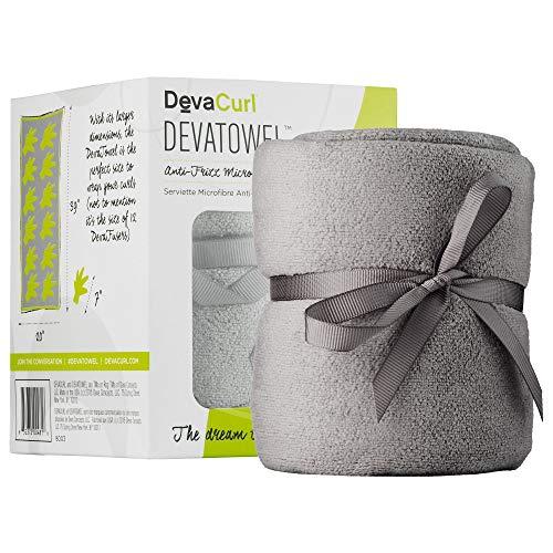 DevaCurl Towel; Microfiber Anti-Frizz Towel; (Best Devacurl Hair Towels)