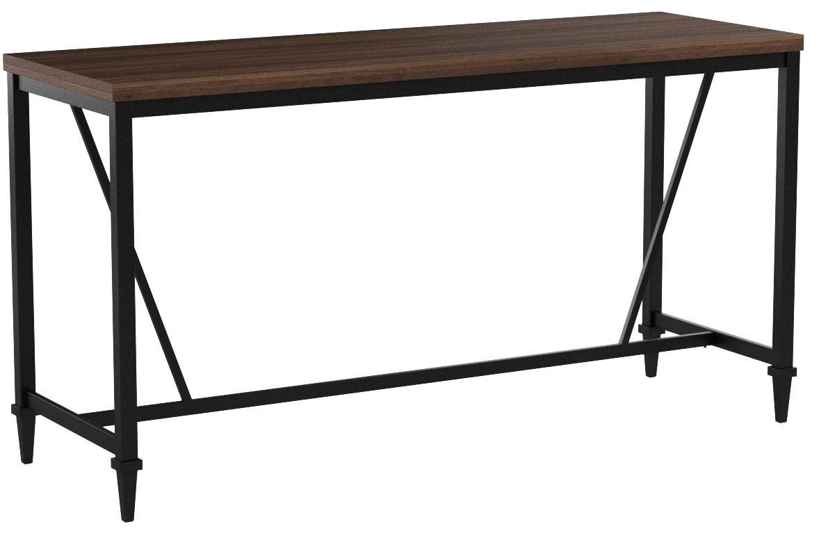 Hillsdale Furniture Trevino counter height dining table, Brown by Hillsdale Furniture