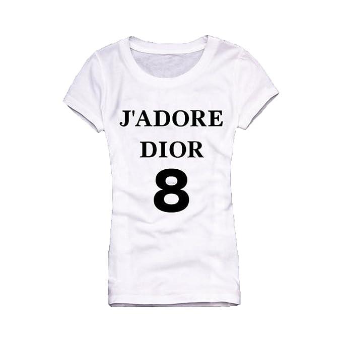 Sixtion iAMMI J\'Adore r graphic T-Shirt: Amazon.it: Abbigliamento