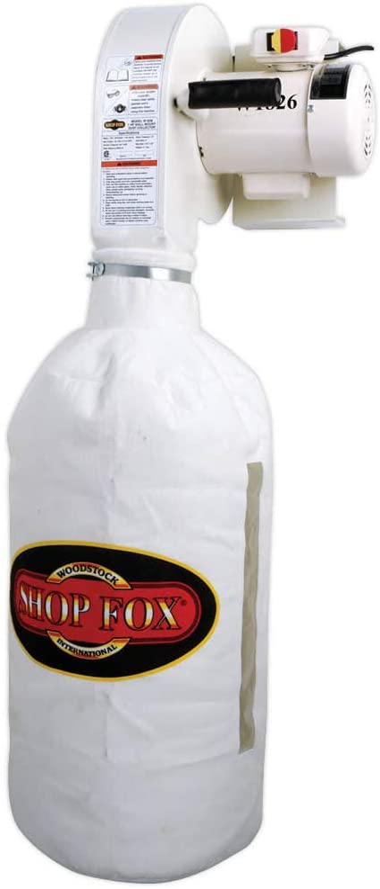 Shop Fox Dust Collector