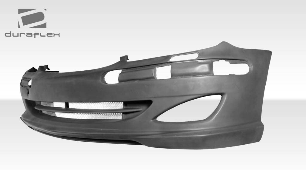 1 Piece for 2000-2002 Mercedes S Class W220 Duraflex LR-S Front Bumper Cover
