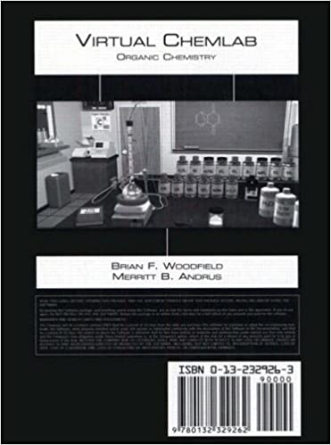 Virtual ChemLab Organic Chemistry Instructor Site License