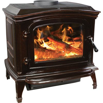 Ashley Porcelain Enamel Wood Stove