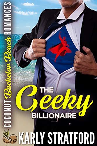 Womens Prime Ink - The Geeky Billionaire (Coconut Bachelor Beach Romances Book 3)