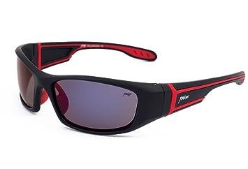 Xtreme Plus - Gafas de Sol polarizadas para Hombre, Efecto Espejo, para Pesca,