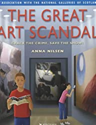 The Great Art Scandal: Crack the Crime Save the Show