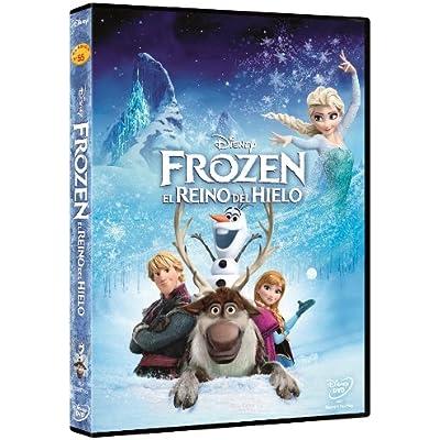 Frozen,El Reino Del Hielo [DVD]